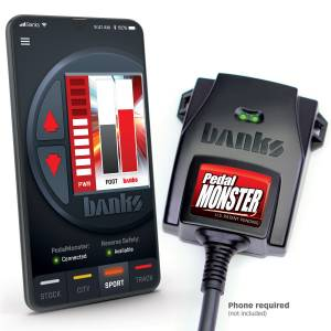 GM - Cadillac ATS/ATS-V - Banks Power - PedalMonster Kit Aptiv GT 150 6 Way Stand Alone For Use With Phone Banks Power