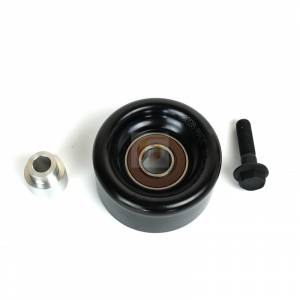 Fuel System - Pump Pulley - Fleece Performance - Cummins Dual Pump Idler Pulley Spacer and Bolt For use with FPE-34022 Fleece Performance