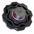 Performance - Oil System & Parts - Fleece Performance - Cummins Billet Oil Cap Cover Blue Fleece Performance