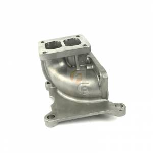 4.4 Inch Stainless Steel T4 Duramax Turbo Pedestal without Wastegate Fleece Performance