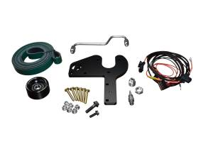 Fuel System - Pumps - Fleece Performance - 6.7L Dual Pump Hardware Kit for 2007.5-2009 Cummins Fleece Performance