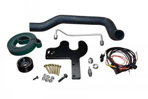 Fuel System - Pumps - Fleece Performance - 5.9L Dual Pump Hardware Kit for 2003-2007 Cummins Fleece Performance