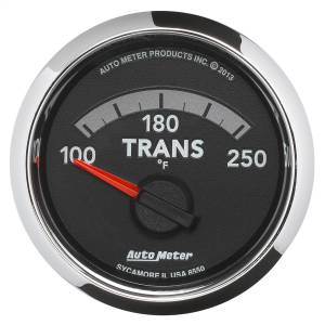 "1500 - 2020 EcoDiesel 3.0L - AutoMeter - AutoMeter GAUGE,TRANS. TEMP,2 1/16"",100-250 Degrees F,ELECTRIC,RAM GEN 4 FACTORY MATCH 8550"