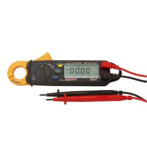 Accessories - Tools & Shop Equipment - AutoMeter - AutoMeter AC/DC CURRENT CLAMP METER, HIGH RESISTANCE DM-46