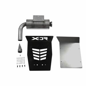 XDR - XDR Competition Exhaust System 7103