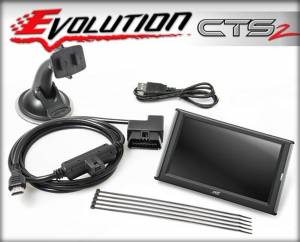 F-250/F-350 - 17-19 Power Stroke 6.7L - Edge Products - Edge Products Evolution CTS2 Diesel 85400