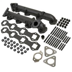 Exhaust Components - Headers & Manifolds - BD Diesel - BD Diesel BD 6.7L Powerstroke Exhaust Manifold Kit - Ford 2011-2014 F250/F350/F450/F550 1043007
