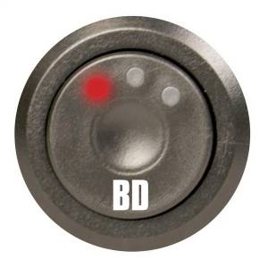 Dodge - Charger/Challenger 3.6L - BD Diesel - BD Diesel BD Throttle Sensitivity Booster Push Button Switch Kit 1057705