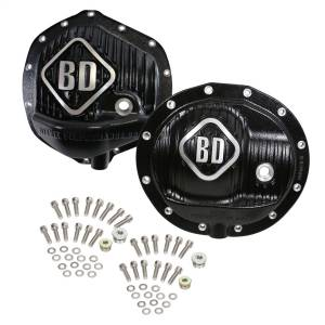 Axle Components - Differential Covers - BD Diesel - BD Diesel BD Dodge Front & Rear Differential Cover Pack - 2500 2014-2018 / 3500 2013-2018 1061829