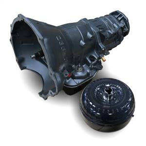 Transmissions & Parts - Automatic Transmission Assembly - BD Diesel - BD Diesel BD Dodge 48RE Transmission & Converter Stage 4 Package - 2005-2007 2wd w/TVV 1064232SS