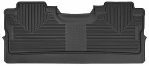 F-150 - 18-20 Power Stroke 3.0L - Husky Liners - Husky Liners 2nd Seat Floor Liner (Footwell Coverage) 53471