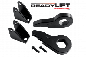 ReadyLift - ReadyLift 2000-10 CHEV/GMC 2500/3500HD 2.5'' Front Leveling Kit (Forged Torsion Key) 66-3050