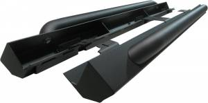 Exterior - Running Boards & Nerf Bars - MBRP Exhaust - MBRP Exhaust Step Nerf Bar 130714LX