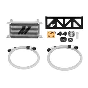 Subaru - BRZ - Mishimoto - Mishimoto Subaru BRZ / Scion FR-S Thermostatic Oil Cooler Kit, 2013+ MMOC-BRZ-13T