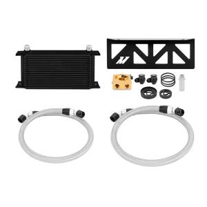 Subaru - BRZ - Mishimoto - Mishimoto Subaru BRZ / Scion FR-S Thermostatic Oil Cooler Kit, Black, 2013+ MMOC-BRZ-13TBK