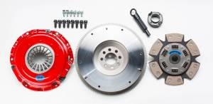 MINI - Cooper (R50/52/53) - South Bend Clutch - South Bend Clutch Stage 2 Drag Clutch Kit BMK1001FW-HD-DXD-B