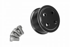Superchargers & Accessories - Superchargers & Kits - APR - APR Supercharger Drive Pulley - 3.0 TFSI (Gen 2 bolt on)