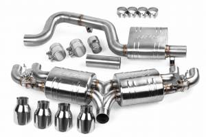Exhaust Components - Catback System - APR - APR Exhaust - Catback System - MK7 Golf R