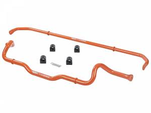 aFe Power - aFe Power aFe CONTROL Front and Rear Sway Bar Set 440-302001-N