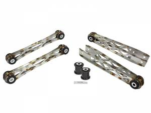 Products - Miscellaneous - aFe Power - aFe Power aFe CONTROL PFADT Series Rear Trailing Arms/Tie Rods 460-402001-A