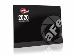 Accessories - Misc. Accessories - aFe Power - aFe Power aFe POWER 2020 Corporate Calendar 40-10227