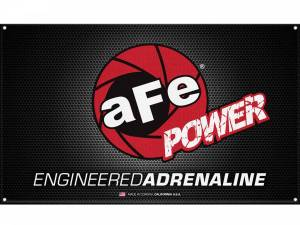 Accessories - Misc. Accessories - aFe Power - aFe Power aFe POWER Display Banner aFe POWER Corporate 40-10216