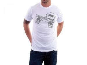 Apparel & Accessories - Shirts - aFe Power - aFe Power BMW Exhaust Mens T-Shirt (S) 40-30261