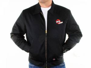 Apparel & Accessories - Shirts - aFe Power - aFe Power Embroidered Dickies Jacket, Black (2XL) 40-32019
