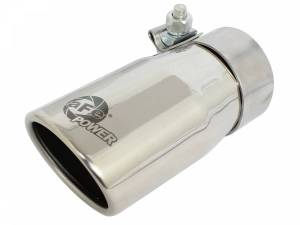 aFe Power MACH Force-Xp 304 Stainless Steel Clamp-on Exhaust Tip Polished 49T25304-P06