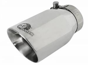 aFe Power MACH Force-Xp 304 Stainless Steel Clamp-on Exhaust Tip Polished 49T25354-P07