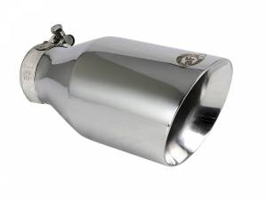 aFe Power MACH Force-Xp 304 Stainless Steel Clamp-on Exhaust Tip Polished 49T25454-P091