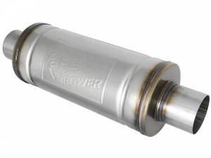 Exhaust Components - Mufflers - aFe Power - aFe Power MACH Force-Xp 409 Stainless Steel Muffler 49M00007