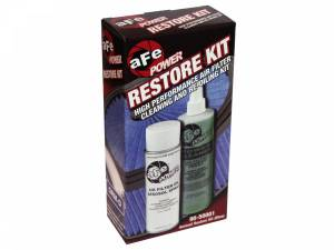 Air Intakes - Accessories - aFe Power - aFe Power Magnum FLOW Pro 5R Air Filter Restore Kit Master Pack 90-50001M