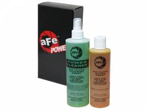 Air Intakes - Accessories - aFe Power - aFe Power Magnum FLOW Pro GUARD 7 Air Filter Restore Kit Master Pack 90-50500M